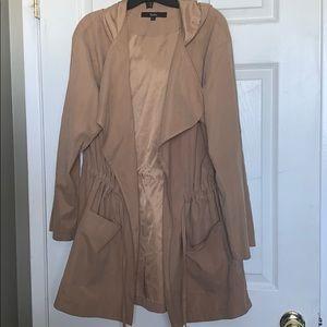 Nude Jacket with waist strings - Like New